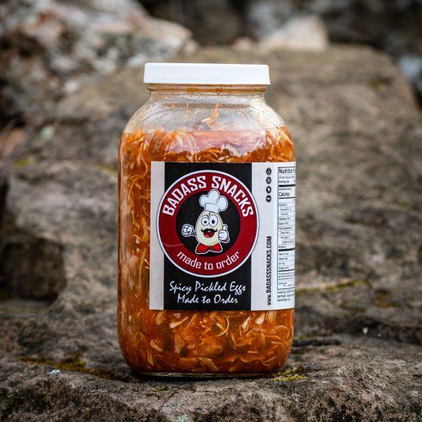 Badass Snacks - Spicy Chow-Chow